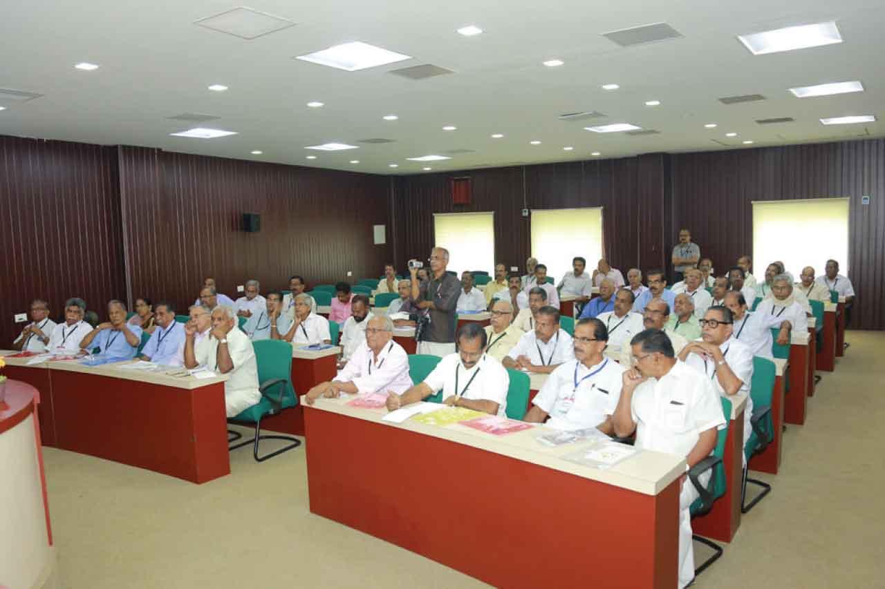 Malabar Migrant Seminar during 60th anniversary celebrations
