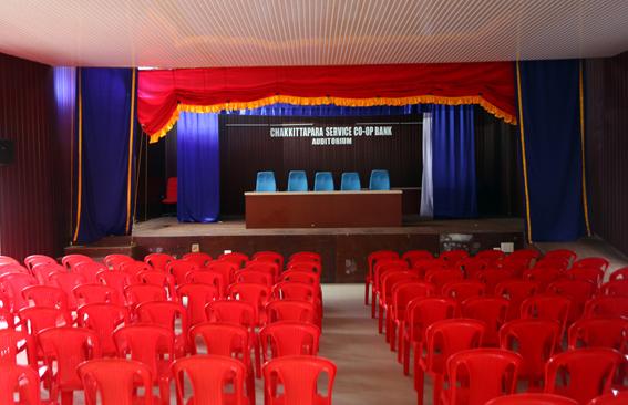 Bank Auditorium